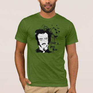 おもしろいなエドガーアレンPoeの引用文のワイシャツ Tシャツ