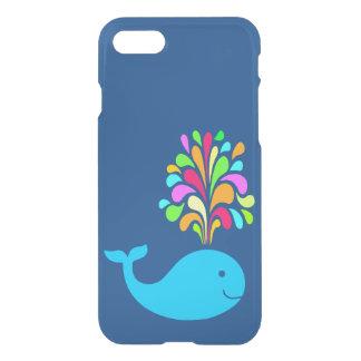 おもしろいなクジラ iPhone 8/7 ケース