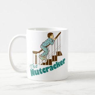 おもしろいなクリスマスのくるみ割り コーヒーマグカップ