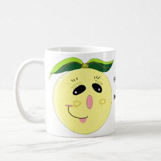 おもしろいなグレープフルーツの漫画 コーヒーマグカップ