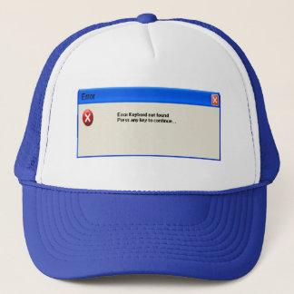おもしろいなコンピュータ帽子 キャップ
