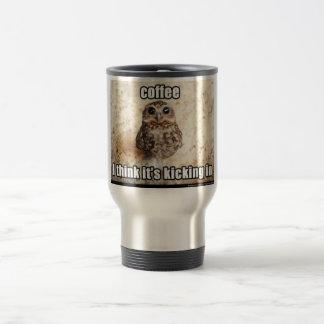 おもしろいなコーヒー旅行容器 トラベルマグ
