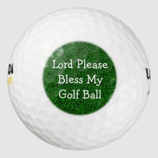 おもしろいなゴルフ祈りの言葉 ゴルフボール