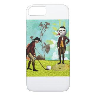 おもしろいなゴルフ iPhone 8/7ケース