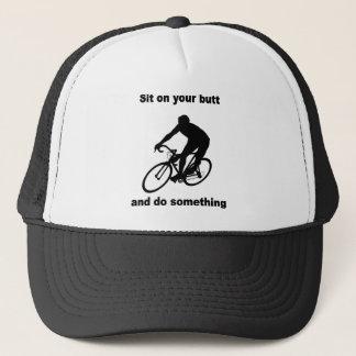 おもしろいなサイクリング キャップ