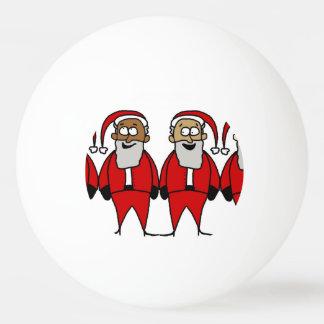 おもしろいなサンタ 卓球ボール