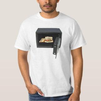 おもしろいなサンドイッチワイシャツ、クラブ保証 Tシャツ