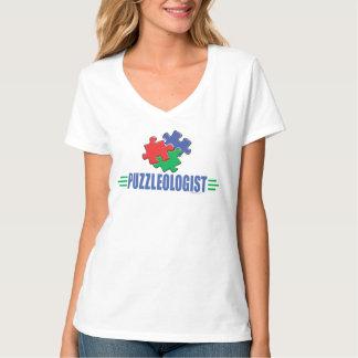 おもしろいなジグソーパズル Tシャツ