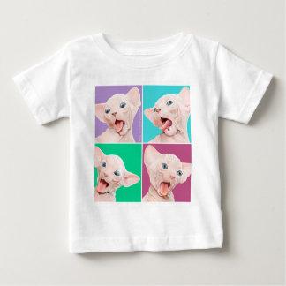 おもしろいなスフィンクス ベビーTシャツ