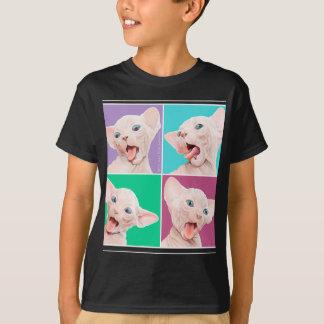 おもしろいなスフィンクス Tシャツ