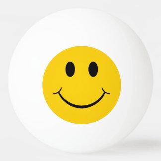 おもしろいなスマイリーフェイス 卓球ボール