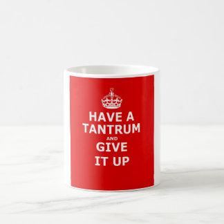 おもしろいなスローガンのマグ コーヒーマグカップ