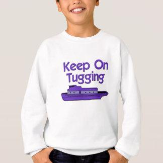 おもしろいなタグボート スウェットシャツ