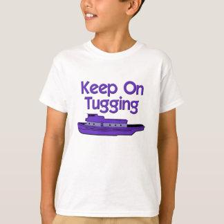 おもしろいなタグボート Tシャツ