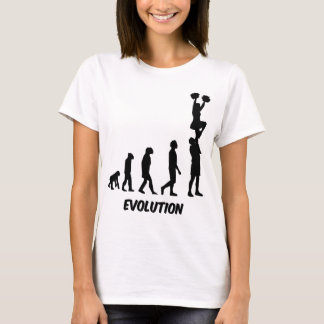 おもしろいなチアリーティング Tシャツ