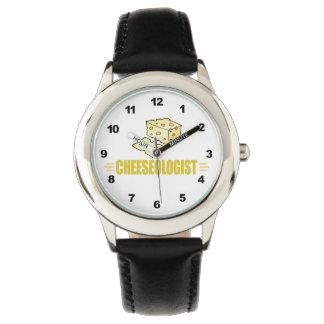 おもしろいなチーズ 腕時計