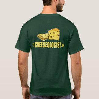 おもしろいなチーズCHEESEOLOGIST Tシャツ