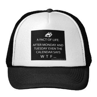 おもしろいなトラック運転手の帽子 キャップ