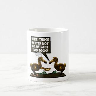 おもしろいなドードー コーヒーマグカップ