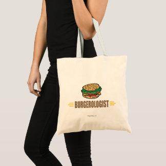 おもしろいなハンバーガー トートバッグ