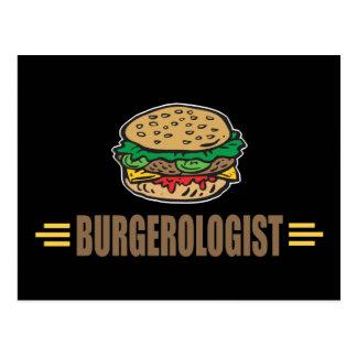 おもしろいなハンバーガー ポストカード