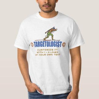 おもしろいなバイアスロン Tシャツ
