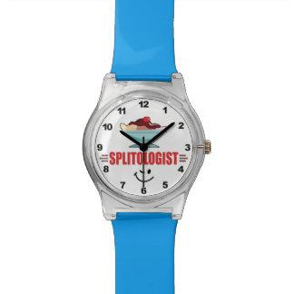 おもしろいなバナナスプリットの恋人 腕時計