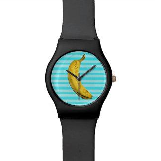 おもしろいなバナナ 腕時計