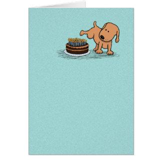 おもしろいなバースデー・カード: 年のやり手 カード