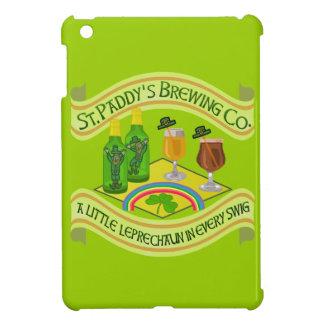 おもしろいなパトリキウスの日の小妖精のビール醸造所 iPad MINI CASE