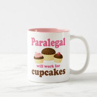 おもしろいなパラリーガル ツートーンマグカップ