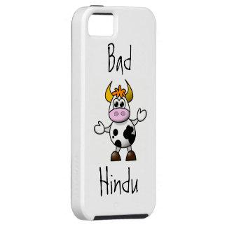 おもしろいなヒンズー教の電話箱 iPhone SE/5/5s ケース