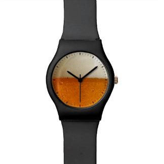 おもしろいなビールメンズウォッチ 腕時計