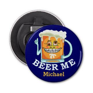 おもしろいなビール私カスタムな栓抜き 栓抜き