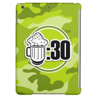 おもしろいなビール: 30の若草色の迷彩柄、カムフラージュ