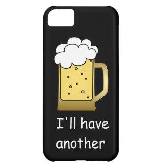 おもしろいなビールiPhone 5cケース iPhone5Cケース