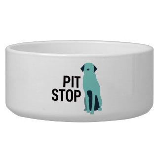おもしろいなピット停止ピット・ブル水食糧犬ボール