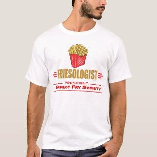 おもしろいなフライドポテト Tシャツ