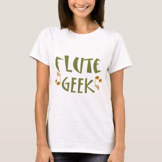 おもしろいなフルートのギーク Tシャツ