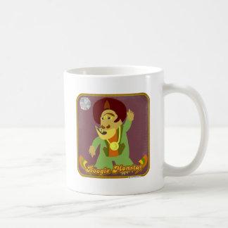 おもしろいなブギウギモンスター コーヒーマグカップ