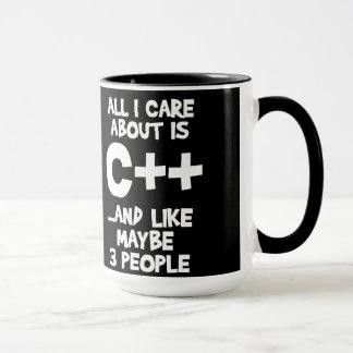おもしろいなプログラマーマグ マグカップ