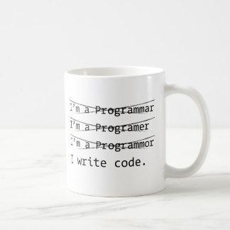 おもしろいなプログラマー コーヒーマグカップ