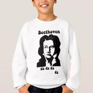 おもしろいなベートーベン スウェットシャツ