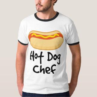 おもしろいなホットドッグのシェフの料理のギフト Tシャツ
