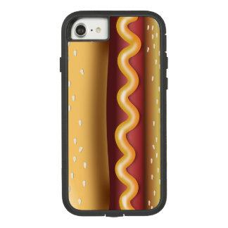 おもしろいなホットドッグの携帯電話の箱 Case-Mate TOUGH EXTREME iPhone 8/7ケース