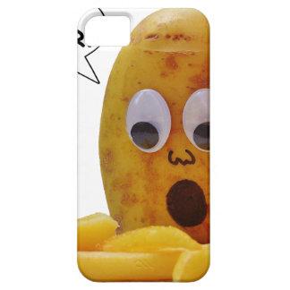 おもしろいなポテトの母 iPhone SE/5/5s ケース