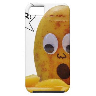 おもしろいなポテト iPhone SE/5/5s ケース