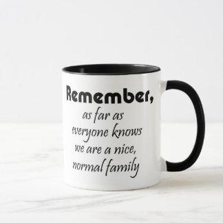 おもしろいなマグ家族はギフトの冗談のcoffeecupsを引用します マグカップ
