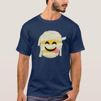 おもしろいなミイラBleh Emojiハロウィンおもしろいなハロウィン Tシャツ