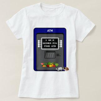 おもしろいなモルモットのワイシャツ Tシャツ